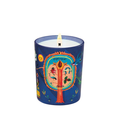 diptyque blissful amber small candle