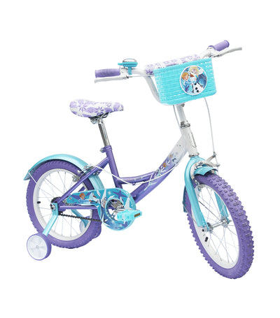 "disney frozen premium 16"" bike"