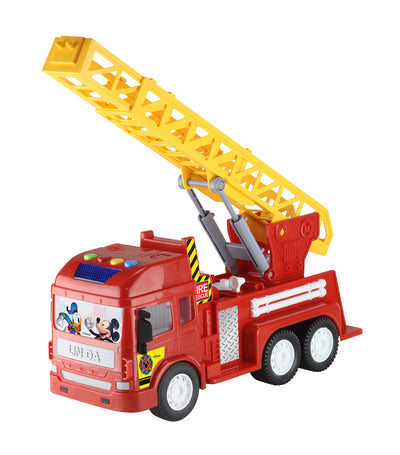 disney mickey mouse fire truck