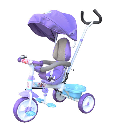 disney frozen 2-in-1 premium trike with shade