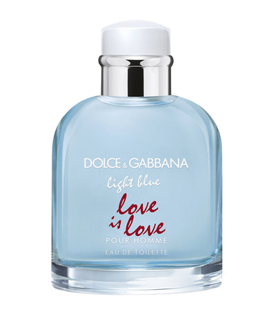 dolce&gabbana light blue love is love pour homme - limited edition 75ml