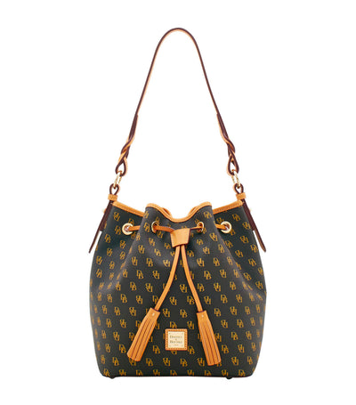 dooney & bourke tasha drawstring