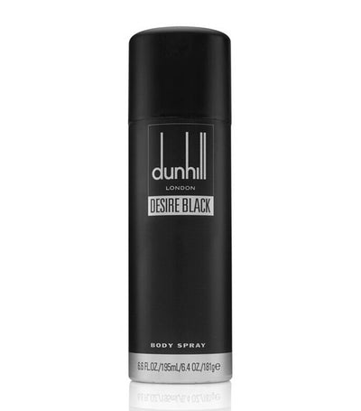 dunhill desire black body spray