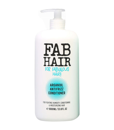 elle basic fab hair argan oil anti frizz conditioner