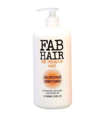 elle basic fab hair colored hair conditioner