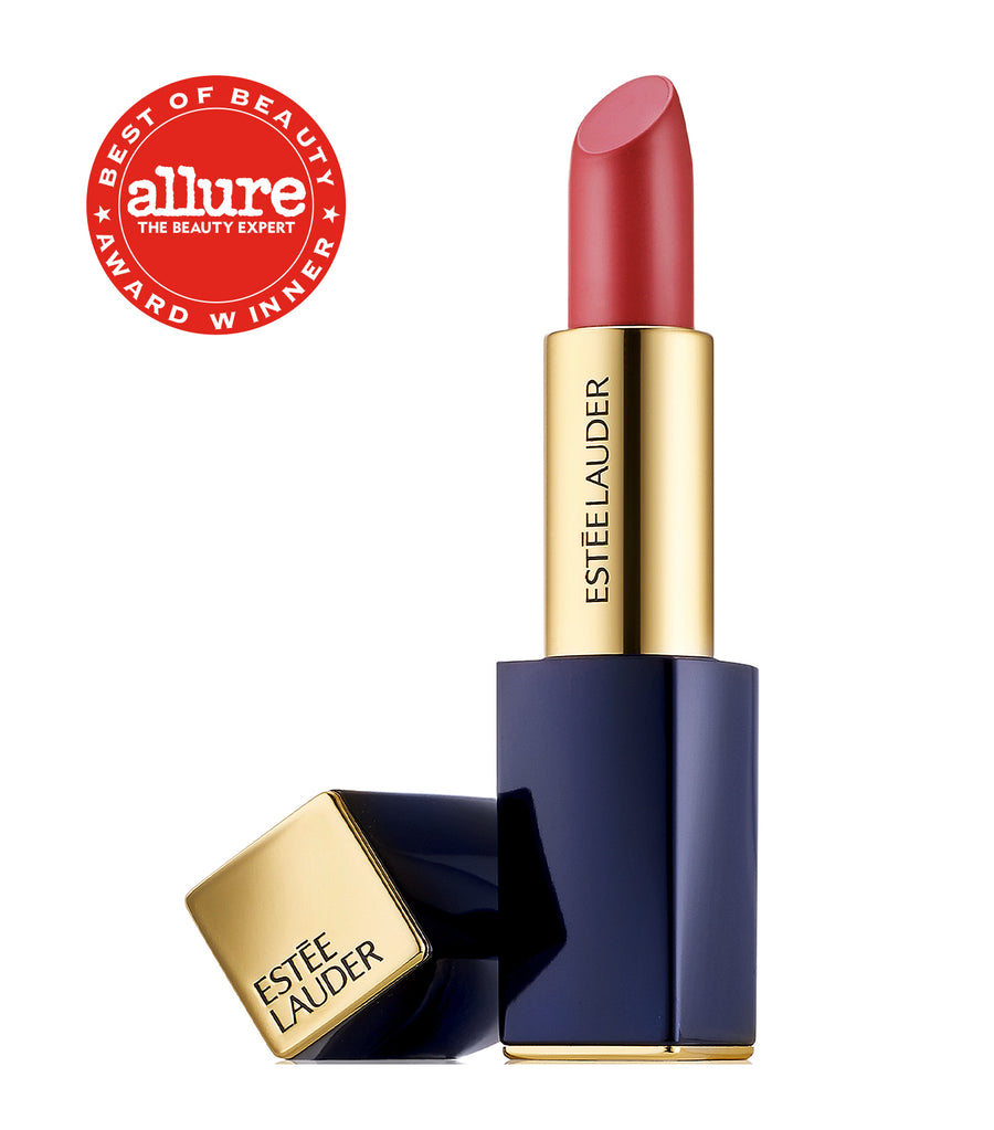 estée lauder rebellious rose pure color envy sculpting lipstick