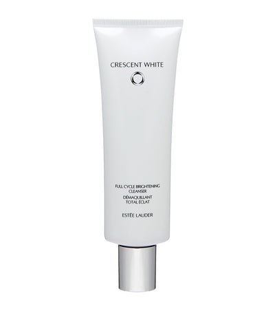 estée lauder crescent white full cycle brightening cleanser