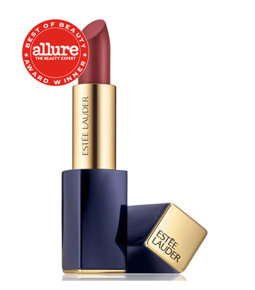 estée lauder rose tea pure color envy sculpting lipstick