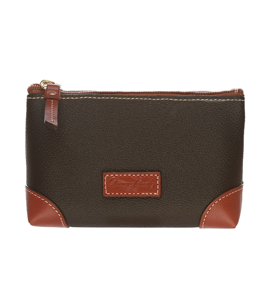free dooney & bourke cosmetic pouch black