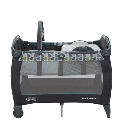 graco multicolor pack 'n play® reversible napper and changer™ playard