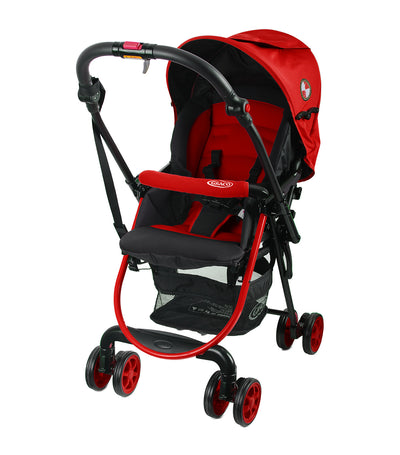 graco red citilite r plus stroller
