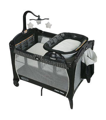 graco black pack 'n play® portable napper and changer™