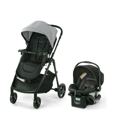 graco mercer modes™ basix travel system