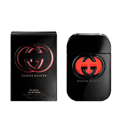 gucci fragrances gucci guilty black eau de toilette