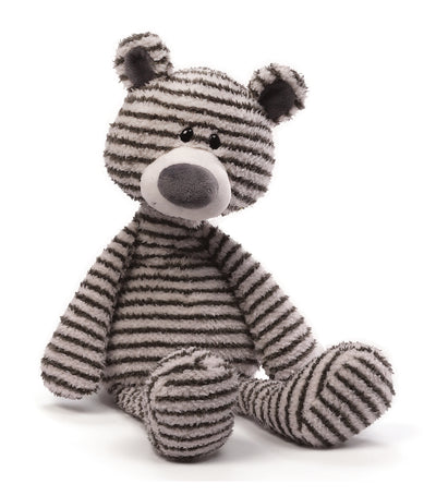 gund gray zag bear - 16""