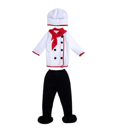 HALLOWEEN Boys Chef Costume (1-3 years old)