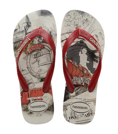 havaianas kids beige harry potter