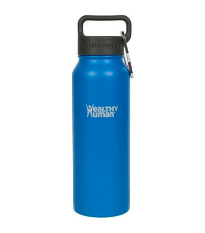 healthy human bahama 21oz stein insulated water bottle