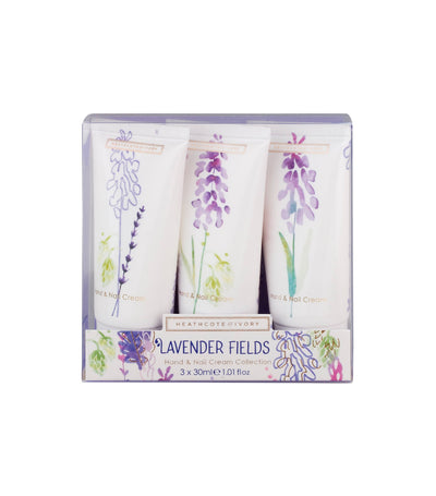 heathcote & ivory lavender fields soft hand collection