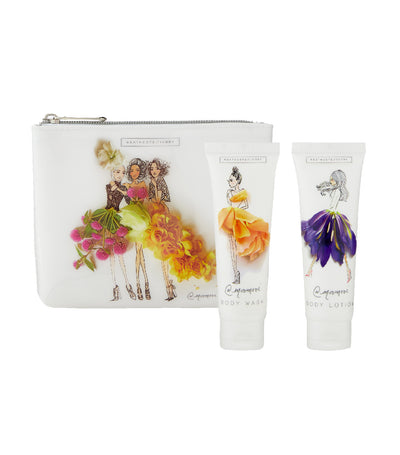 Heathcote & Ivory #SomeFlowerGirls Body Care Bag