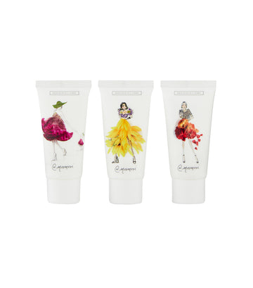 Heathcote & Ivory #SomeFlowerGirls Mini Hand & Nail Creams set