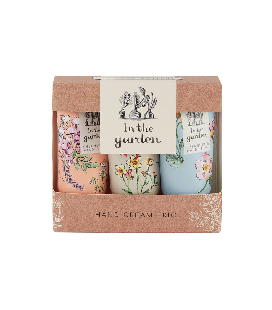 In The Garden Hand Cream Trio
