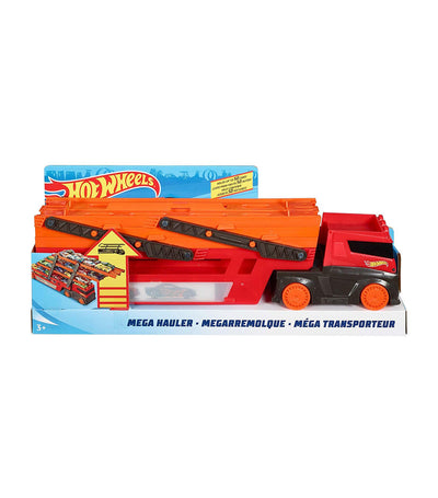 hot wheels mega hauler 50th anniversary edition