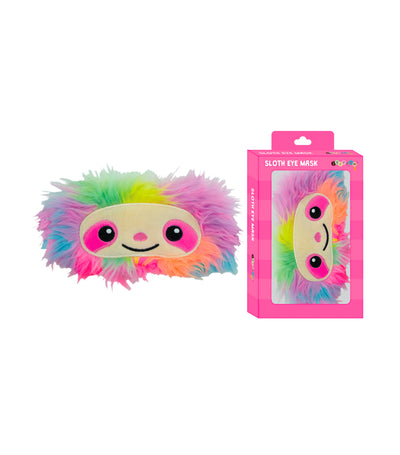 iscream assorted sloth furry eye mask