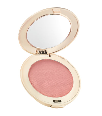 jane iredale barely rose purepressed® blush
