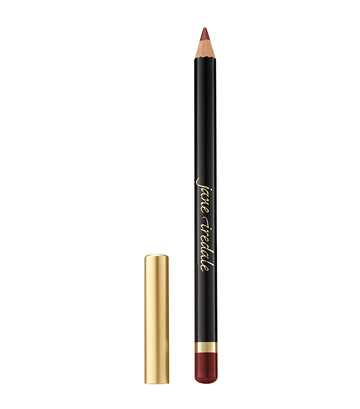 jane iredale earth red lip pencil