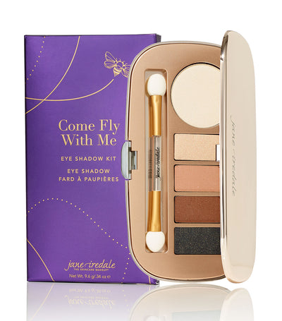jane iredale limited edition come fly with me eye shadow kit