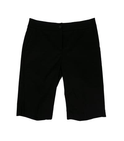 oleg cassini woman severina shorts black