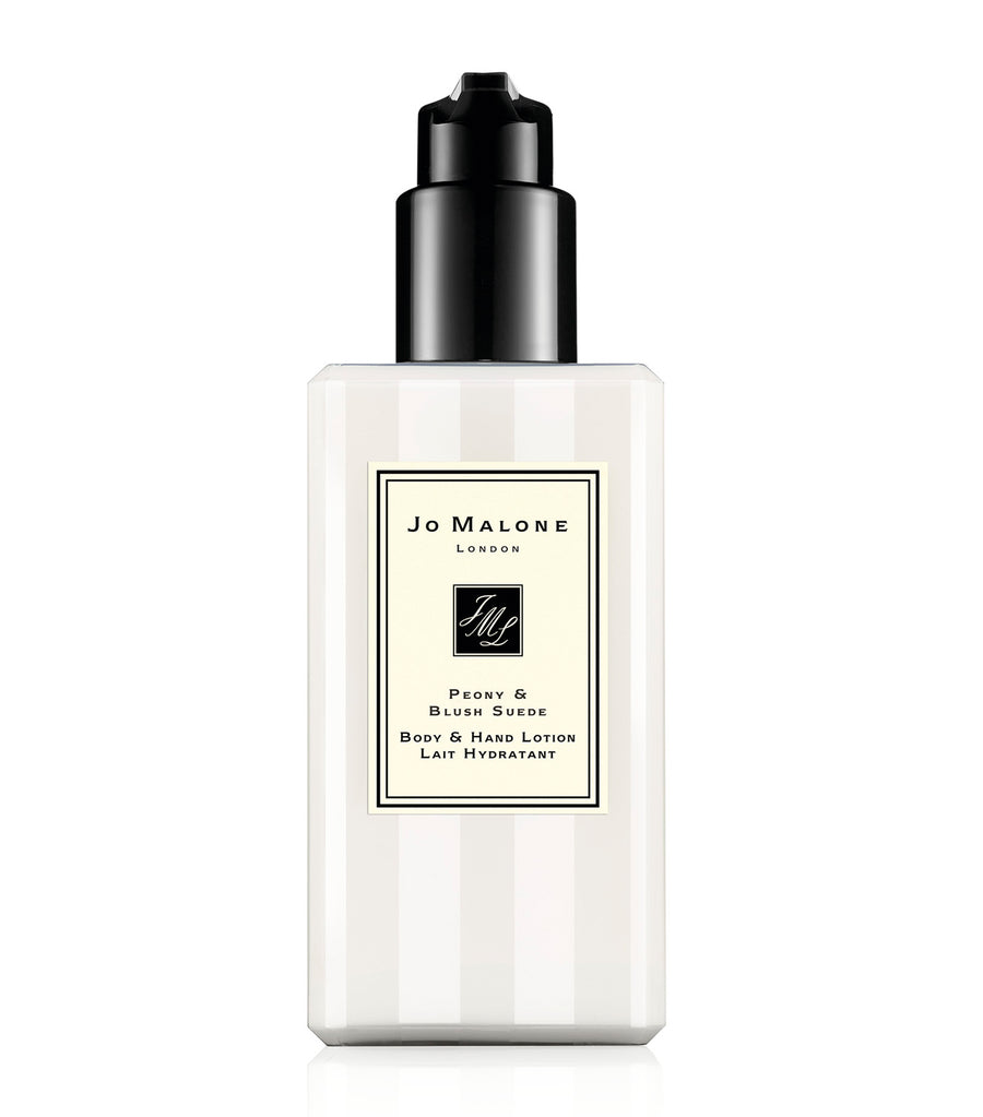 jo malone london peony & blush suede body & hand lotion