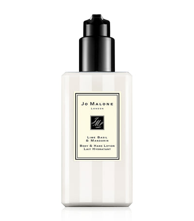 jo malone london lime basil and mandarin body and hand lotion