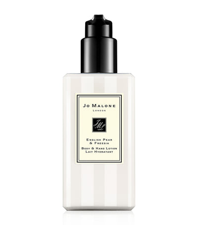 jo malone london english pear and freesia body and hand lotion