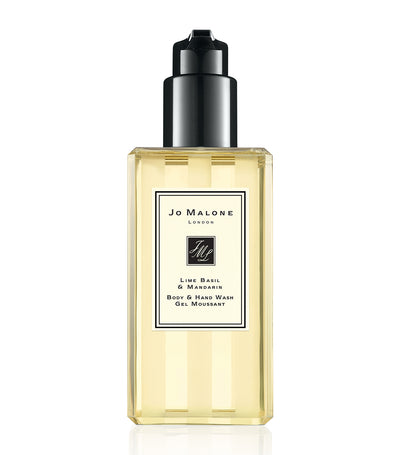 jo malone london lime basil and mandarin body and hand wash