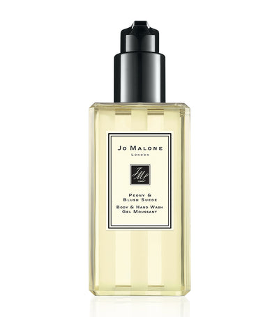 jo malone london peony and blush suede body and hand wash