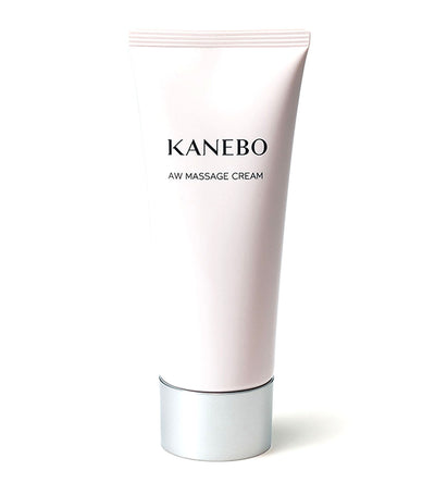 kanebo aw massage cream