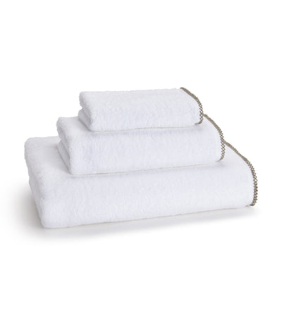 kassatex picot cedar wash towel