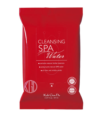 kohgendo 1-pack cleansing water cloth