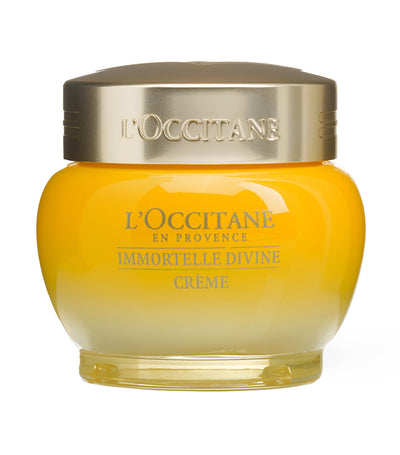 l'occitane immortelle divine cream spf 20