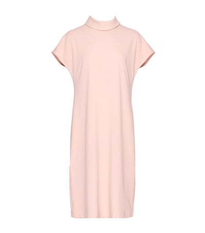 lady rustan aria midi dress light pink