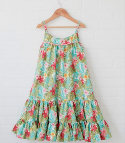 laila and lyra maddie floral dress