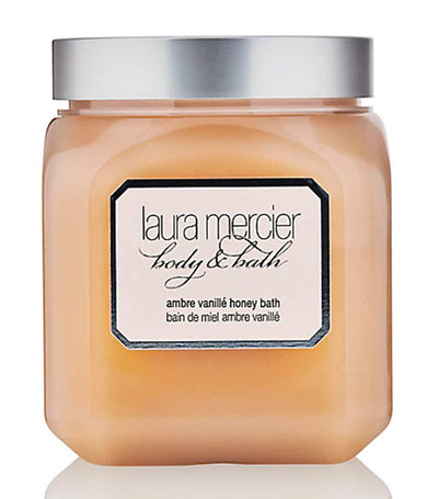 laura mercier ambre vanillé honey bath