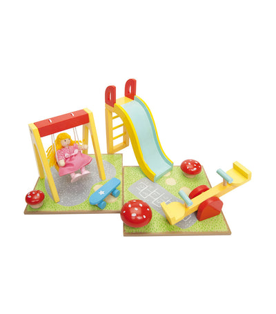 le toy van outdoor set