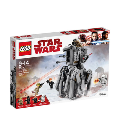 lego® star wars first order heavy scout walker™