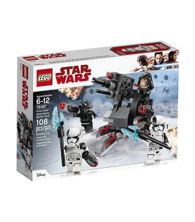 lego® star wars first order specialists battle pack