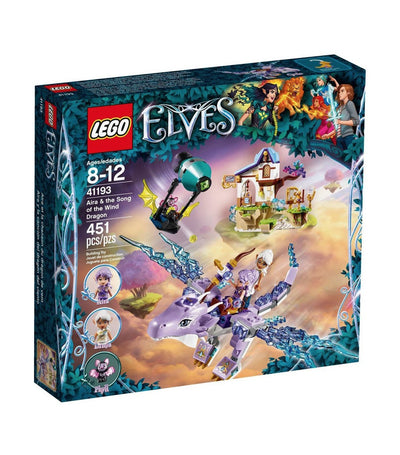 LEGO® Elves Aira & the Song of the Wind Dragon