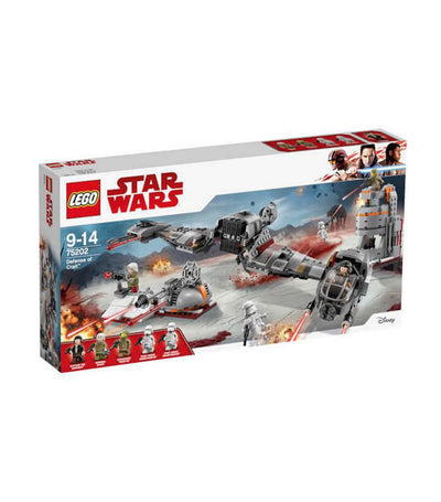 lego® star wars defense of crait™