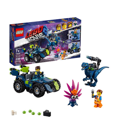 lego® the lego® movie 2™ rex's rex-treme offroader